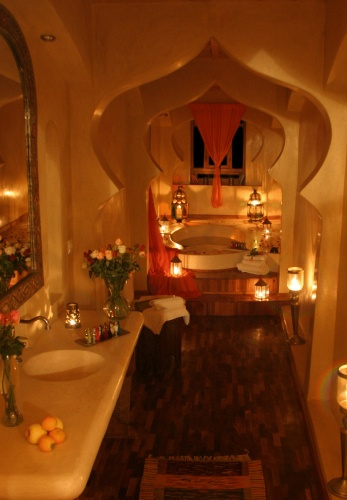 Most Beautiful Bathrooms In The World: The Most Beautiful Bathroom In The World: Orientale Suite