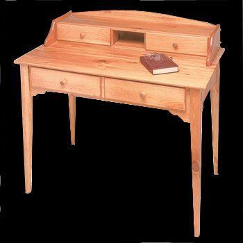 Best 25 pine desk ideas on pinterest pine effect desks office shelving and 2 person desk - Pine office desk ...