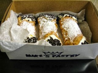 Mike's Pastry, North End Boston