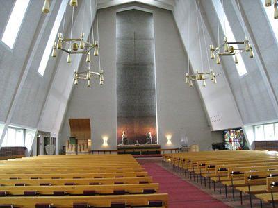Kauhajoen kirkko Finland