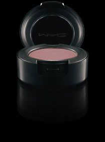 MAC Haux eye shadow - perfect crease color!  Oddly very adaptable from natural to dramatic