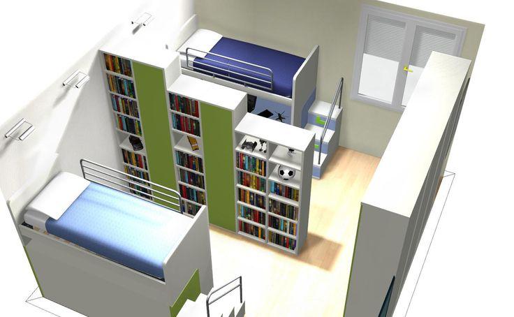 Oltre 25 fantastiche idee su design libreria di casa su for Come costruire una cigar room in casa tua