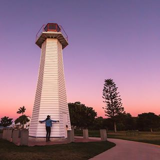 Cleveland Point Lighthouse, Cleveland Point | 18 Magical Places You Won't Believe Are In Brisbane