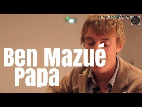 Ben Mazué - Papa guitare-voix