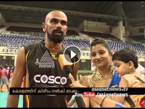 Kishore Kumar (Volleyball players )| Interview with Kishore Kumar
