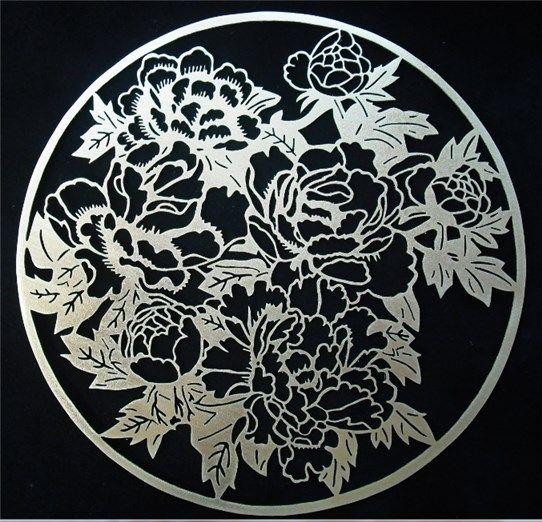 Naht Sanatı: Gül Motifi