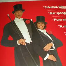 Stephanie Zimbalist and Tommy Tune from My One And Only
