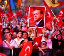 Turkish parliament nears approval of presidential system sought by Erdogan