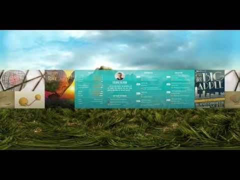 360° curriculum vitae - YouTube