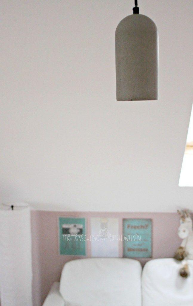 Perfect Famlights by click licht de Beton Lampe