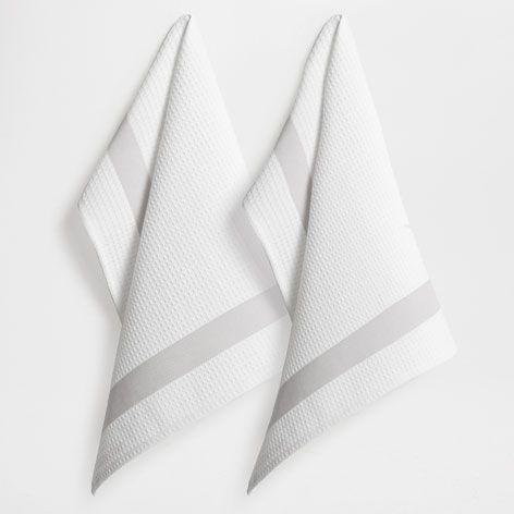 PANNO DA CUCINA NIDO D'APE (SET DA 2) - Tessili per Cucina - Sala da Pranzo | Zara Home Italia