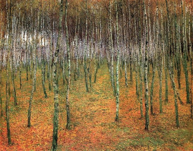Birch Grove, 1897