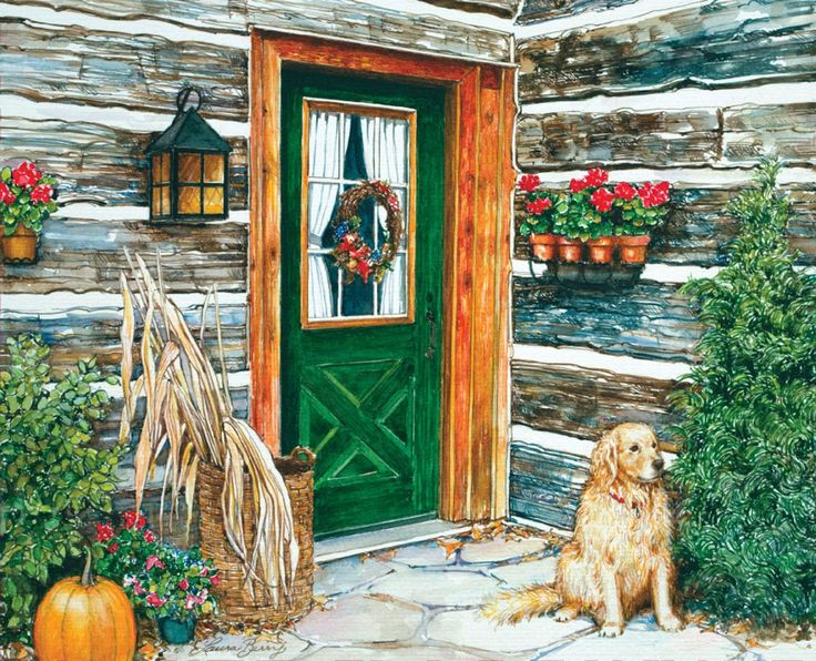 Lang October 2014 Wallpaper Covers Country Welcome