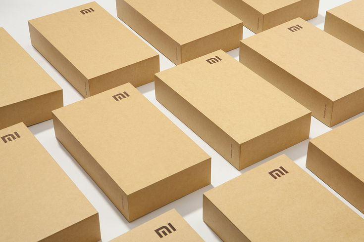 Xiaomi phone company extreme Eco-friendly packaging
