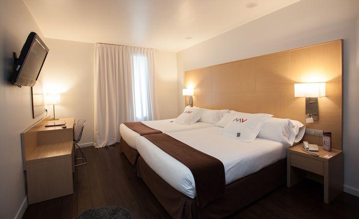 El placer de alojarse en el centro del centro de Logroño...  La comodidad, el servicio y la ubicación como argumento. Nuestro hotel es, sin duda, el lugar…  -  Hotel Marqués de Vallejo: Google+