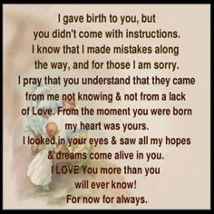 miss my estranged daughter so much - Google Search