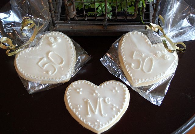 50th wedding anniversary favor ideas - Google Search
