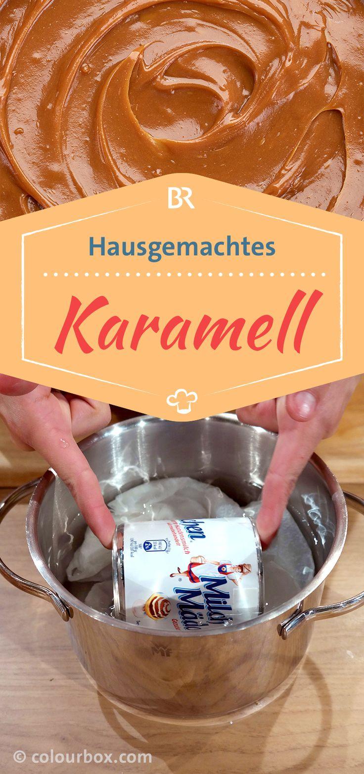 Tipps und Tricks Karamell selber machen   BR.de   Karamell selber ...