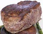 Pan Roasted Beef Tenderloin Steak