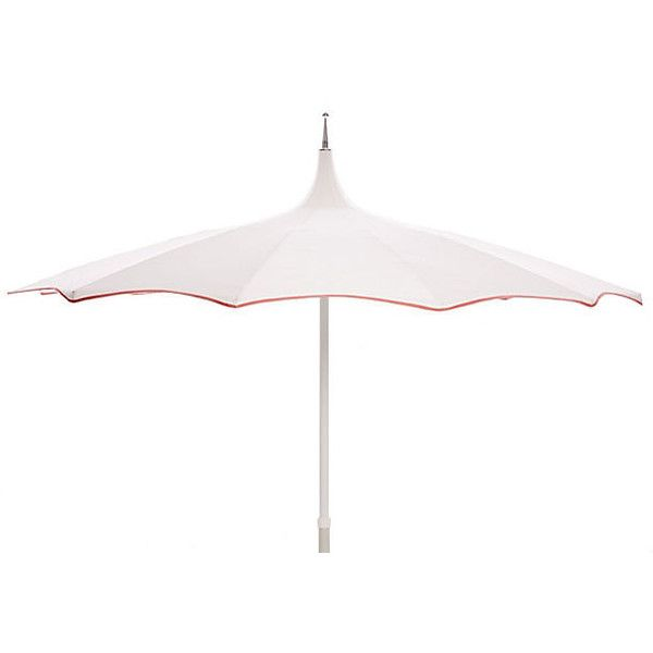 (635 CAD) ❤ Liked On Polyvore Featuring Home, Outdoors, Patio Umbrellas, Outdoor  Patio Umbrellas, Pagoda Patio Umbrella, Outdoor Umbrella Base, ...