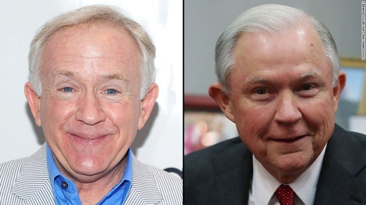 SNL Trump Cabinet Jeff Sessions - Leslie Jordan from Will and Grace