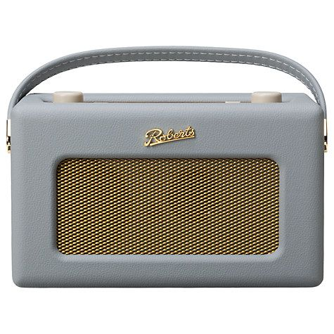 Buy ROBERTS Revival iStream 2 Smart Radio With DAB+/FM Internet Radio Online at johnlewis.com