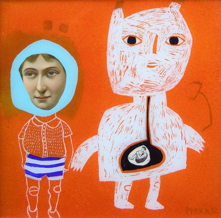 Cecile Perra | orange
