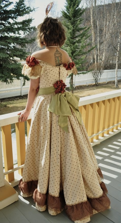 1898 Ball Gown