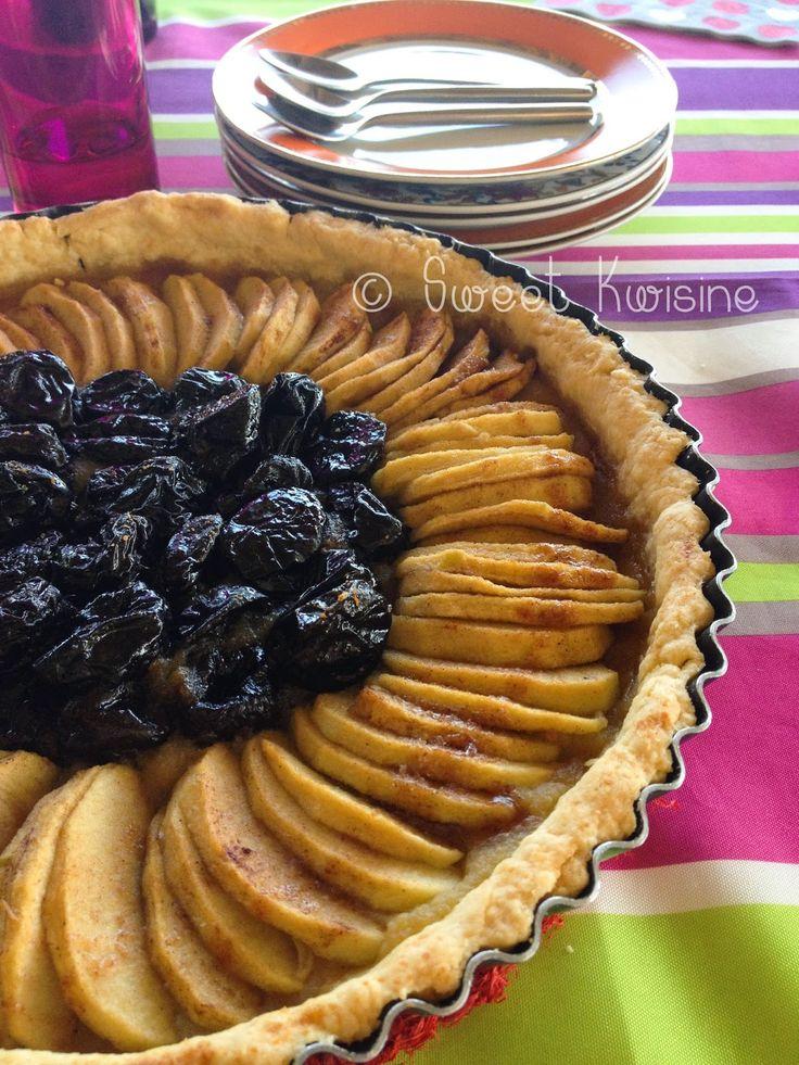 Les 100 meilleures images du tableau sweet apple pomme - Cuisiner les pruneaux ...