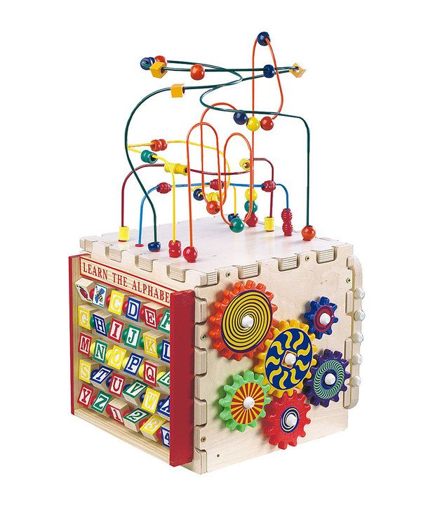 Look what I found on #zulily! Deluxe Mini Play Cube by Anatex #zulilyfinds