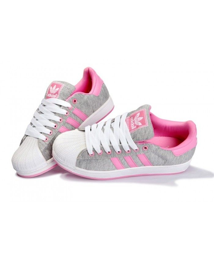 New Arrival Adidas Superstar Womens Pink Cheap Sale T-1335  7772bda86