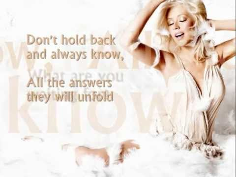 Christina Aguilera – Soar Lyrics | Genius Lyrics