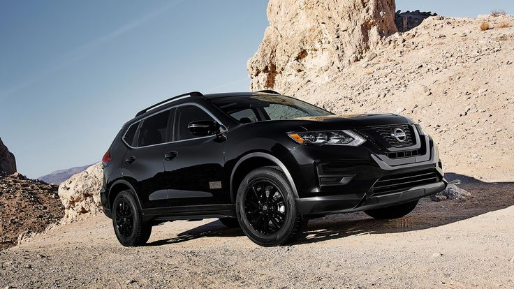 2017 Nissan Rogue One Star Wars Limited Edition in Magnetic Black | Nissan USA