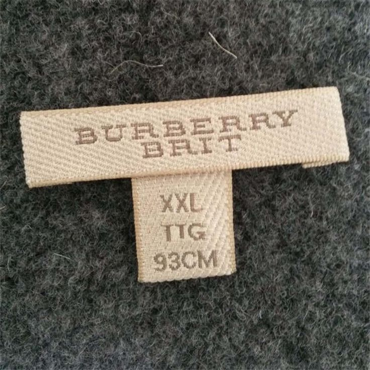 High Quality Damask Woven Labels