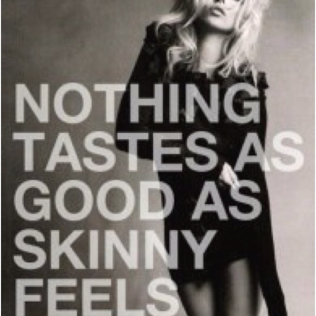 Starting the diet today: inspiration