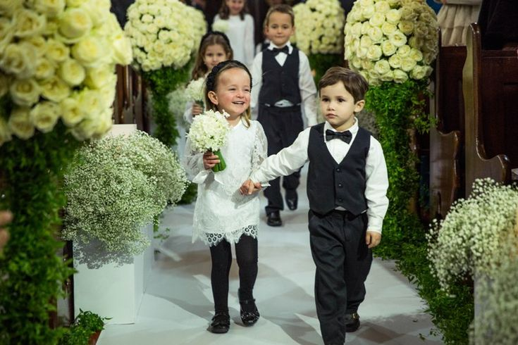 Daminha - Pajem - Casamento - Wedding - Crianças - Roupa de Daminha - Roupa de Pajem - Inesquecível Casamento