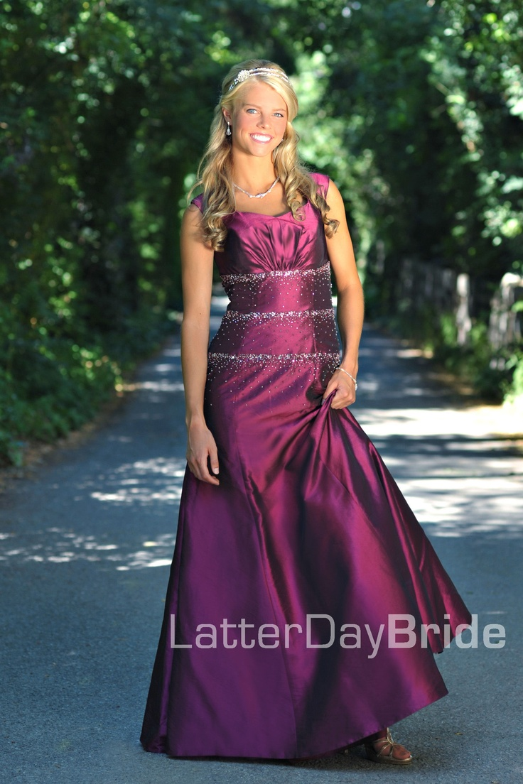 Immodest Prom Dress