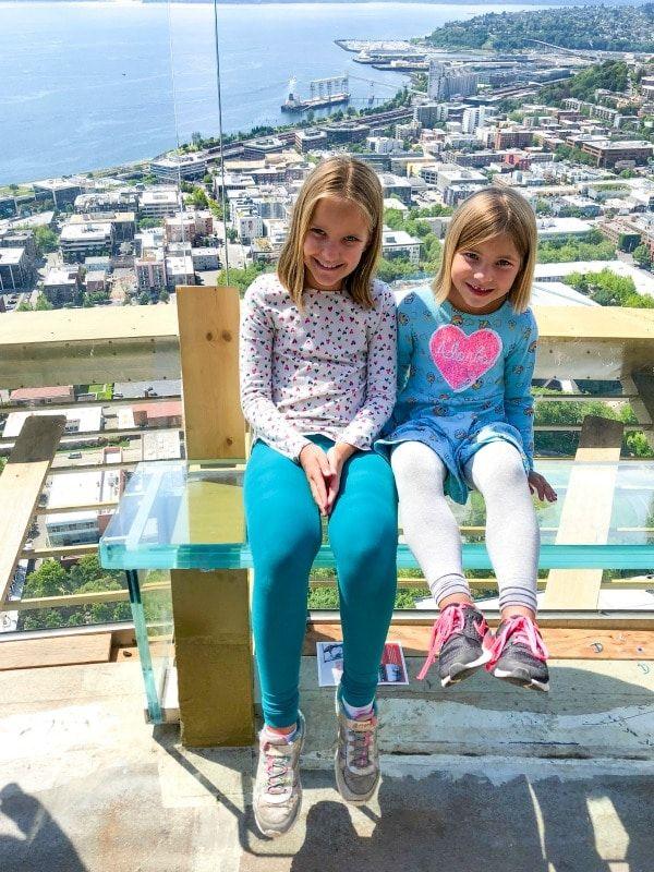 Space Needle In Seattle Washington Seattle Travel Seattle Hotels Kid Friendly Restaurants