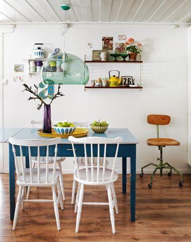 Stunning dining room . . .  repinned via Bolig Pluss