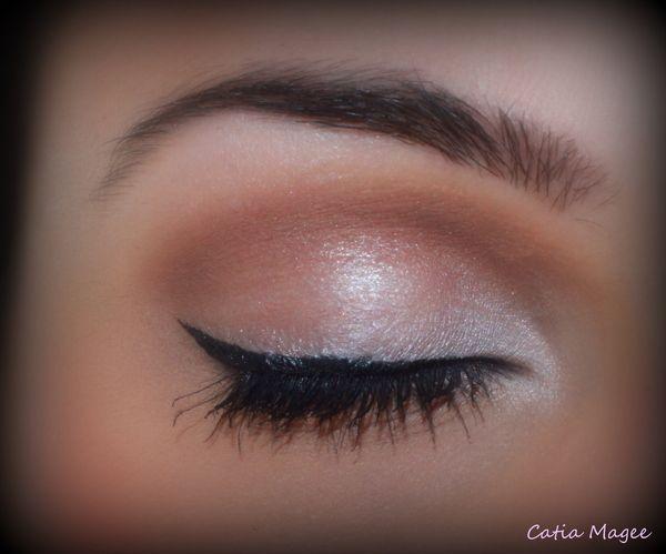 Hair Beautiful, Pretty Eye, Puree Fusion, Fusion Minerals, Eye Makeup, Neutral Eye, Eye Shadows, Minerals Eyeshadows, Everyday Look