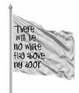 Dido - White Flag i won't lift my eyes up and surrender. i will go down with the ship