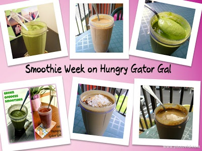 Hungry Gator Gal- healthy eating blog