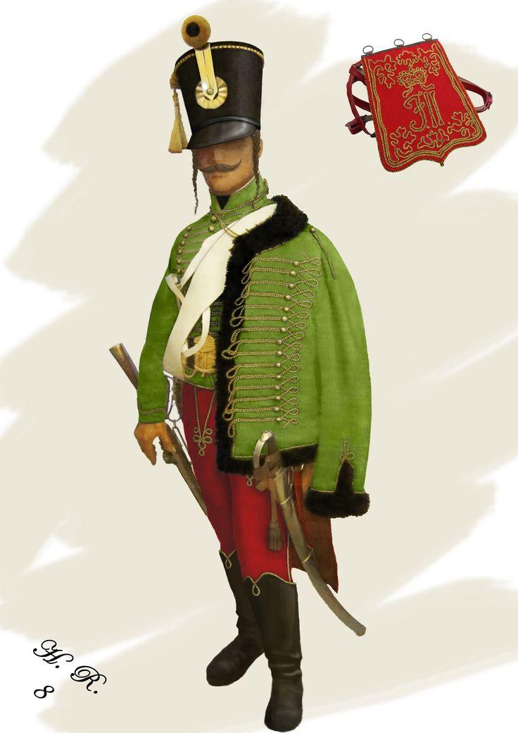 8th Hussars - Kienmayer