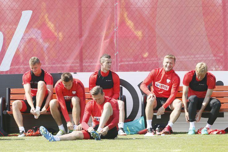 Polish national team Poland Football  Sport  Piszczek Błaszczykowski Mączyński