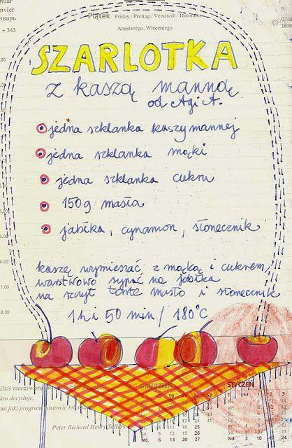 moje atoto: Książka kucharska cz. II