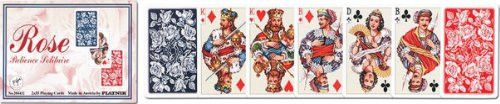 Piatnik Rose Patience (Solitaire) Playing Cards
