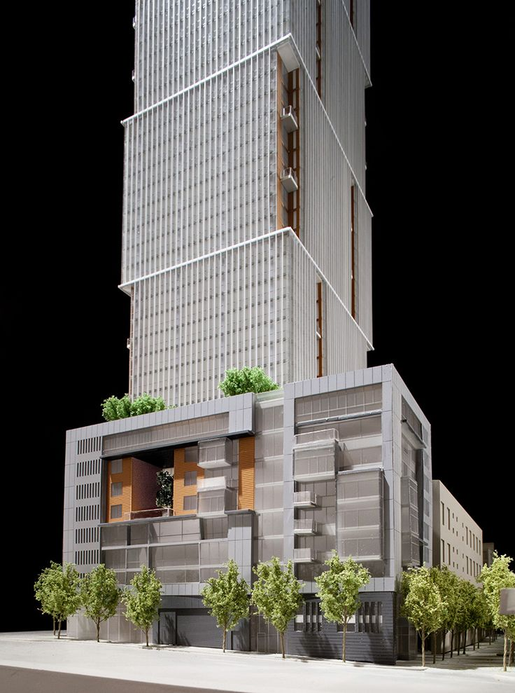 Charming Model Monday: Transbay Block No Secret That San Francisco Is Hungry For  Housing.