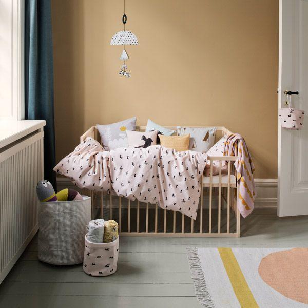 Ferm Living Rabbit basket, small | Storage | Decoration | Finnish Design Shop