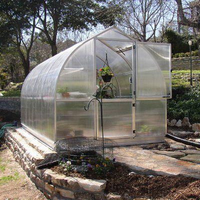 Hoklartherm RIGA IVS 7.6 x 14-Foot Greenhouse