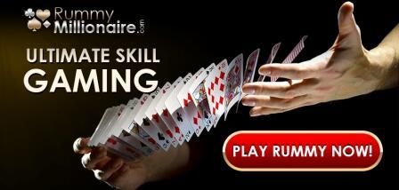 Hone your #OnlineRummy skills at #RummyMillionaire http://bit.ly/1eaKmFy  !